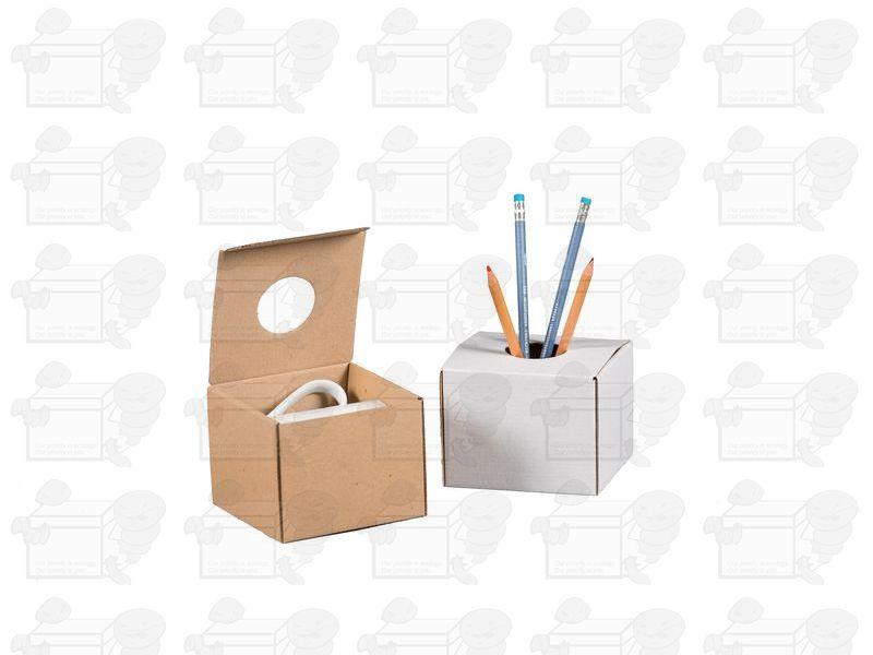 Pudełka - projekt indywidualny
